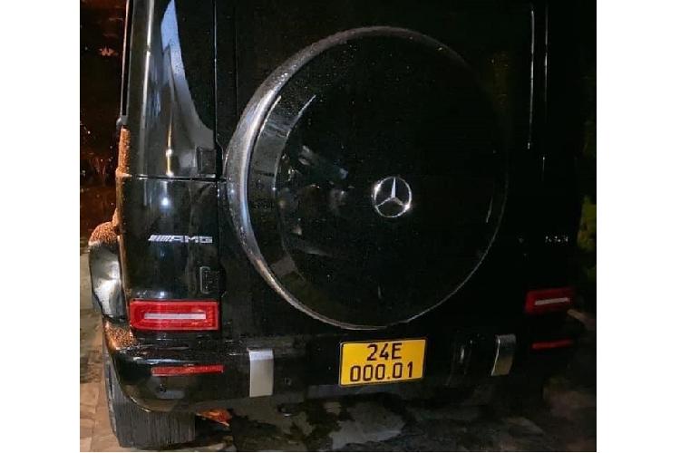 Mercedes-AMG G63 hon 11 ty chay dich vu o Lao Cai?-Hinh-2