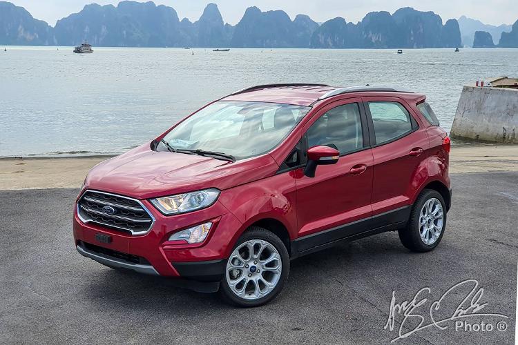 Vua ra mat, Ford EcoSport 2020 da giam ca chuc trieu dong