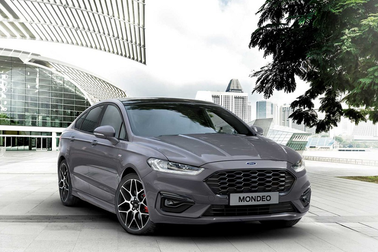 Ford Mondeo 2021 moi, co gi de canh tranh Toyota Camry?-Hinh-4