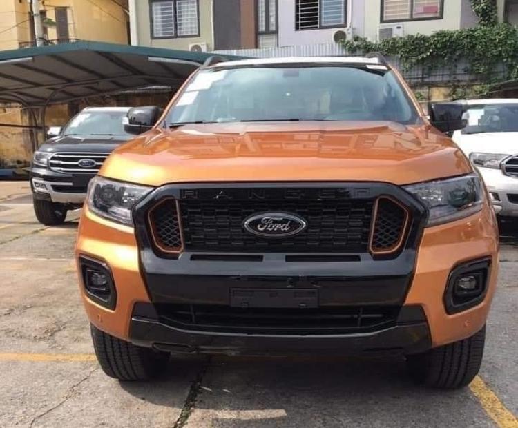 Ford Ranger 2021 ve Viet Nam giam tien nghi, tang gia ban?-Hinh-3