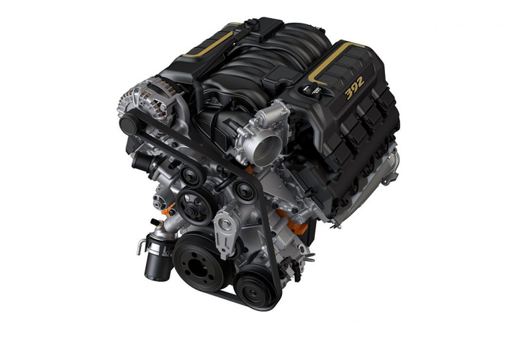 Ra mat Jeep Wrangler 2021 su dung dong co HEMI V8-Hinh-2