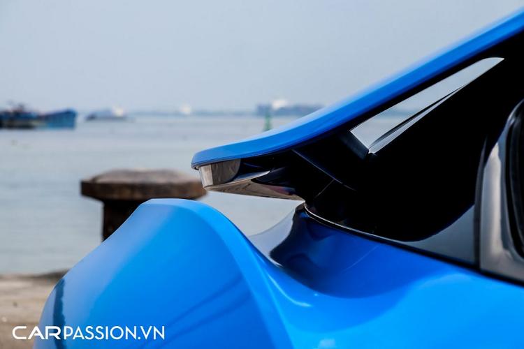 Sieu xe BMW i8 gia re phong cach an tuong o Sai Gon-Hinh-8