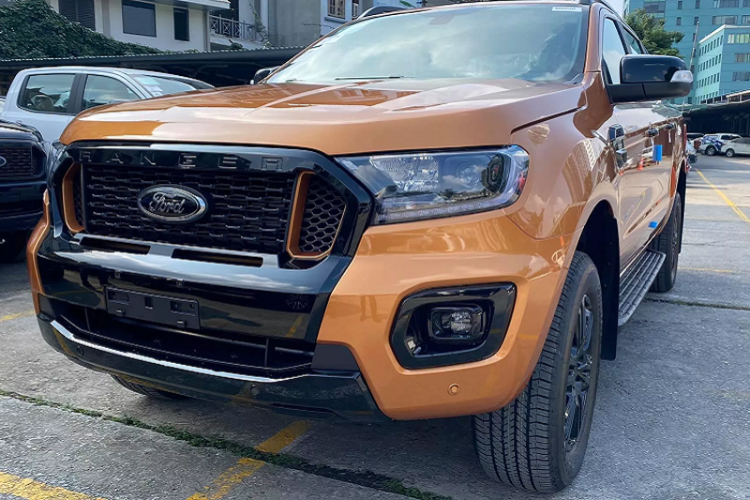 Can canh Ford Ranger 2021 tu 630 trieu dong tai Viet Nam?