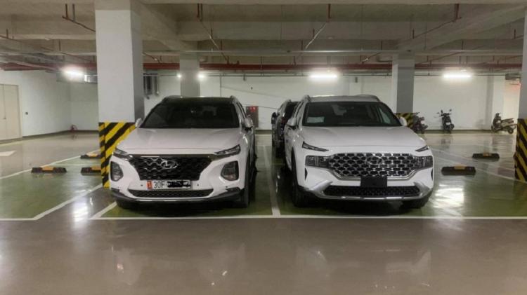 TC Motor phu nhan viec Hyundai SantaFe 2021 sap ra mat