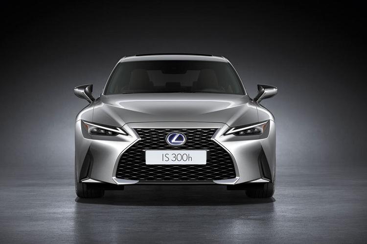 Lexus IS 2021 hon 2 ty dong tai Thai Lan, sap ve Viet Nam-Hinh-4