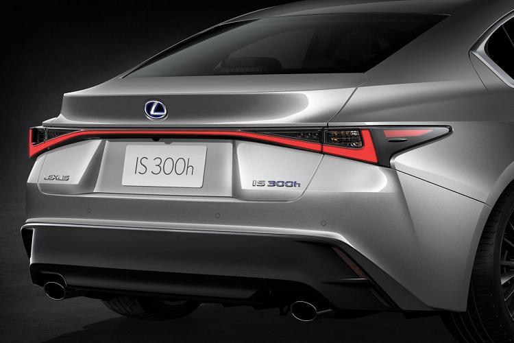 Lexus IS 2021 hon 2 ty dong tai Thai Lan, sap ve Viet Nam-Hinh-7
