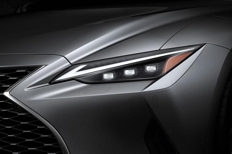 Lexus IS 2021 hon 2 ty dong tai Thai Lan, sap ve Viet Nam-Hinh-8