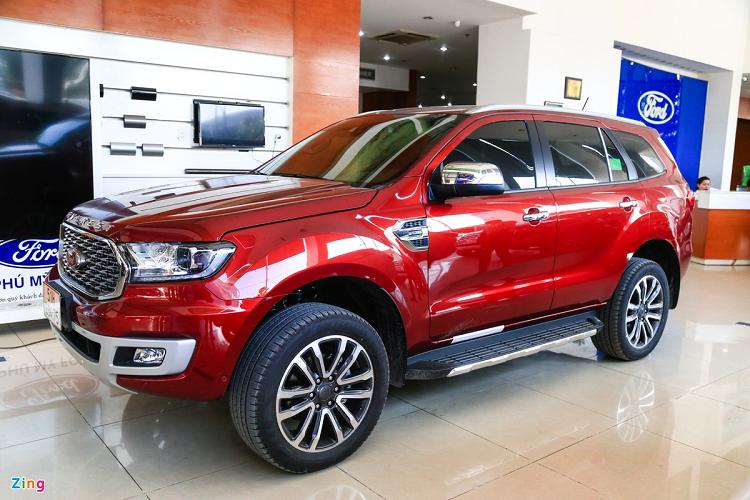 Chi tiet Ford Everest Titanium 2021 tu 999 trieu tai Viet Nam-Hinh-10