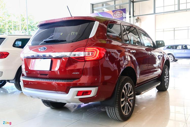 Chi tiet Ford Everest Titanium 2021 tu 999 trieu tai Viet Nam-Hinh-9