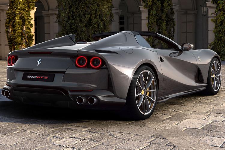 Sieu xe Ferrari 812 GTS va SF90 Stradale la xe cua nam 2020-Hinh-4