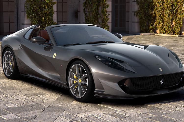 Sieu xe Ferrari 812 GTS va SF90 Stradale la xe cua nam 2020-Hinh-8