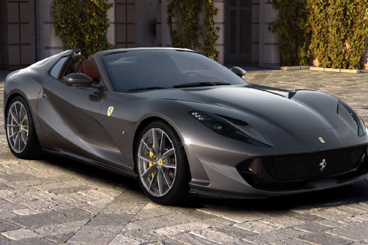 Sieu xe Ferrari 812 GTS va SF90 Stradale la xe cua nam 2020