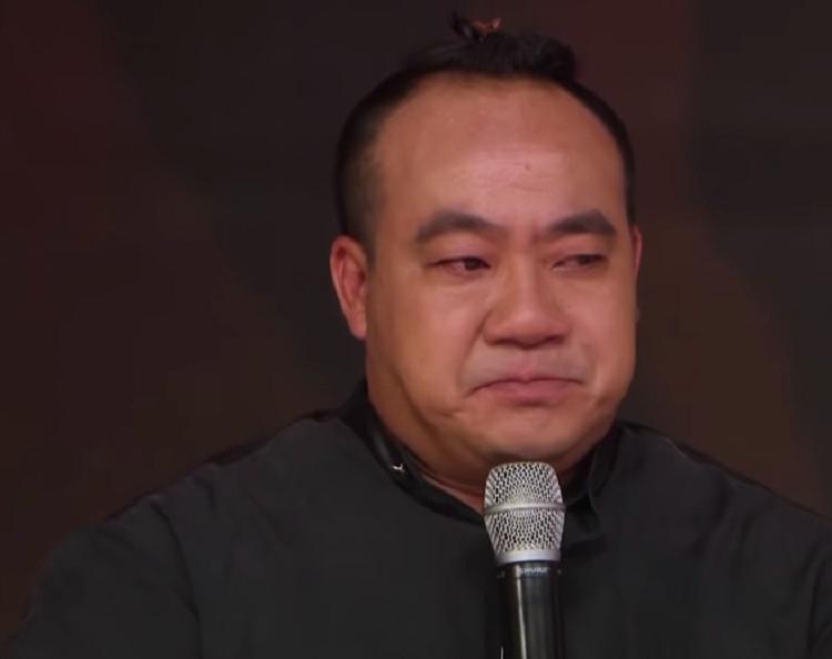 Hieu Hien gay phan no vi dang video nghe si Chi Tai o trung tam phap y