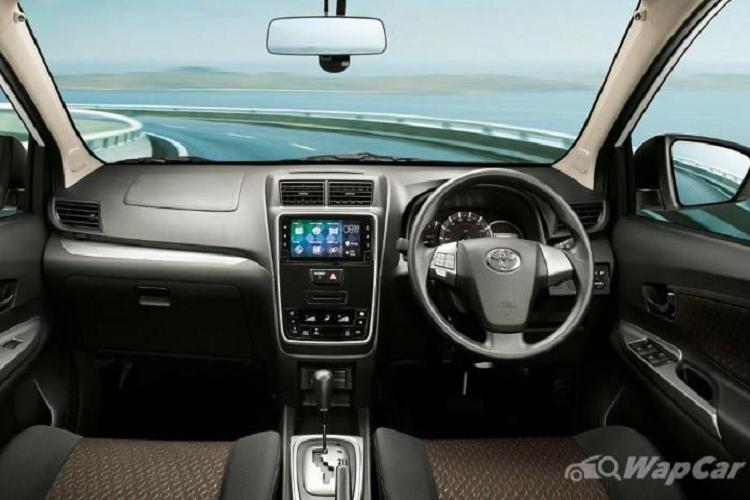 Toyota Avanza 2021 van dung RWD, bo dan dong cau truoc-Hinh-3