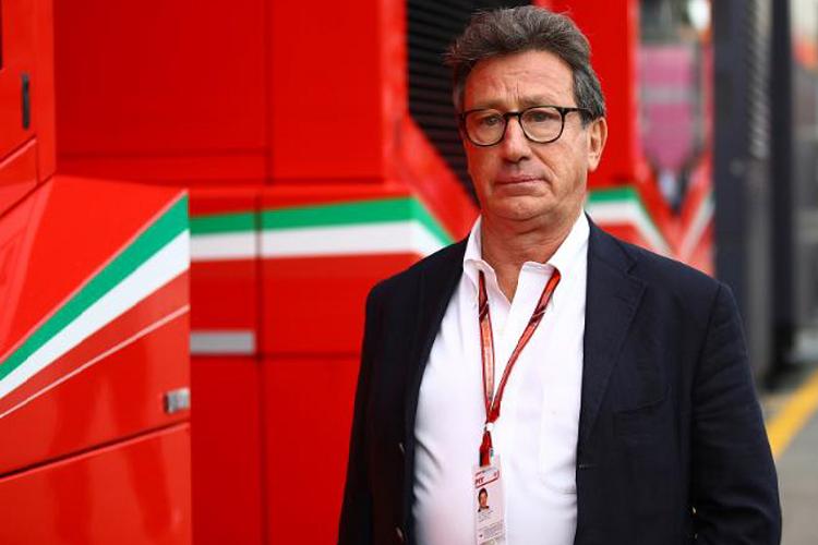 CEO cua hang sieu xe Ferrari tu chuc sau khi nhiem Covid-19-Hinh-2