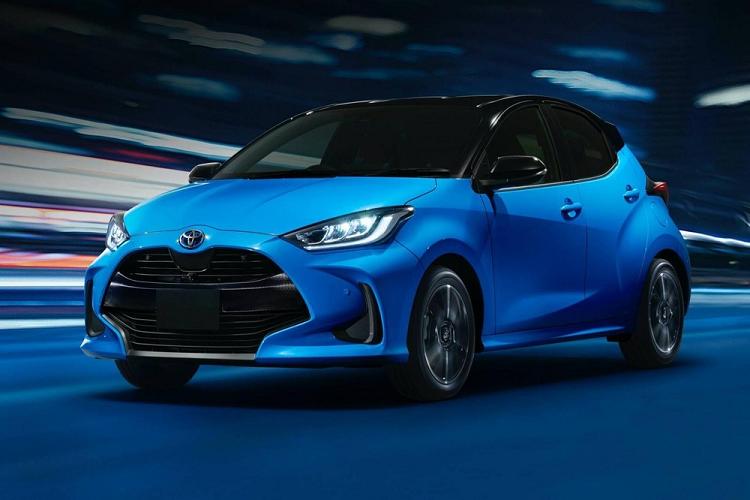 Toyota Yaris 2022 tai Dong Nam A co thiet ke giong chau Au-Hinh-2