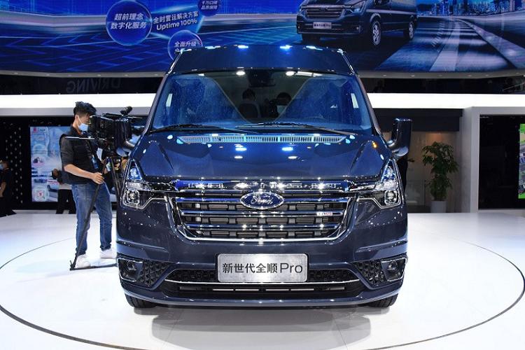 Ra mat Ford Transit Pro 2021 tu 582 trieu dong tai Trung Quoc-Hinh-10