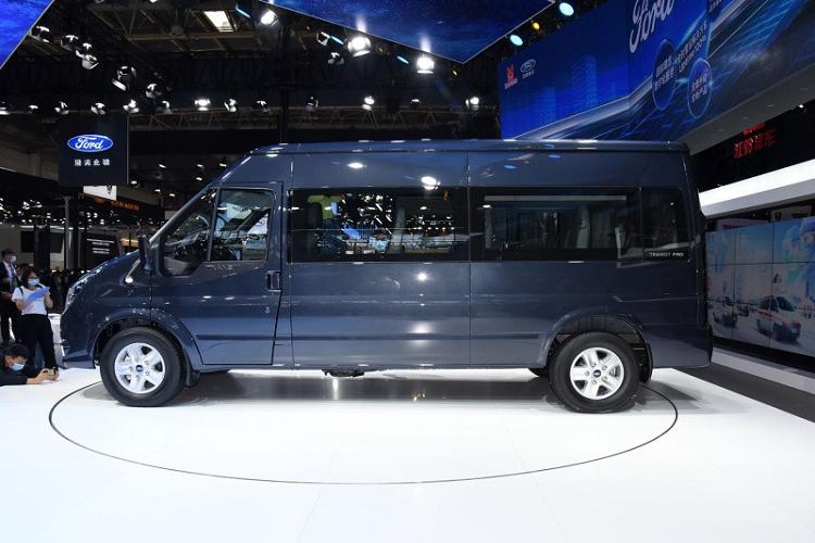 Ra mat Ford Transit Pro 2021 tu 582 trieu dong tai Trung Quoc-Hinh-4