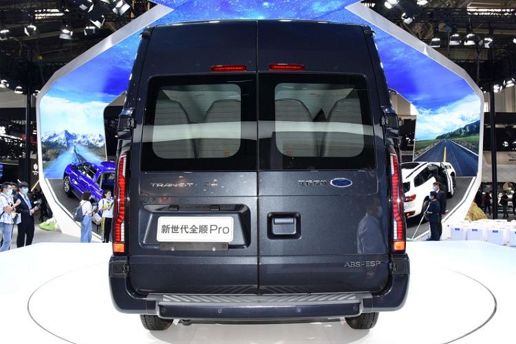 Ra mat Ford Transit Pro 2021 tu 582 trieu dong tai Trung Quoc-Hinh-5