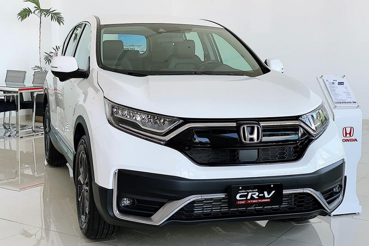 Honda CR-V bien