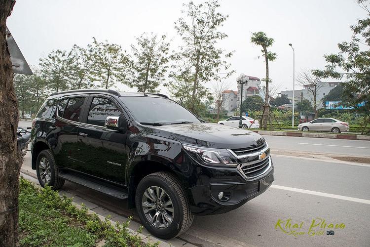 Chevrolet Trailblazer xa hang ton kho, giam gan 300 trieu dong-Hinh-3