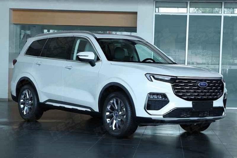 SUV co trung Ford Equator 2021 moi chinh thuc lo dien