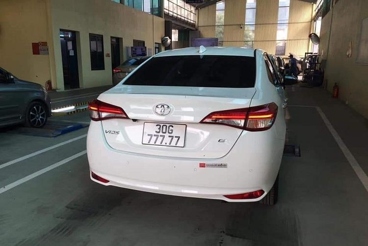 """Xe gia re Toyota Vios """"ngu quy 7"""" tai Ha Noi se co gia cao-Hinh-3"""