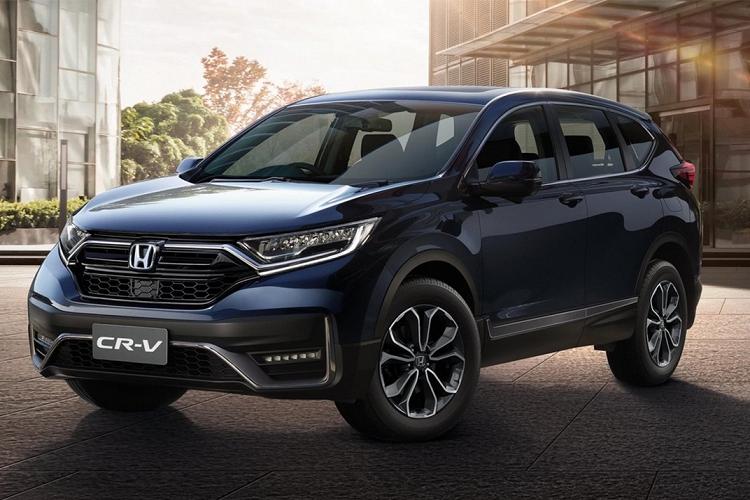 """Het uu dai, dai ly """"cat ruot"""" giam toi 80 trieu cho Honda CR-V"""