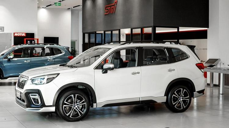 Subaru Viet Nam se mo rong danh muc san pham trong nam 2021