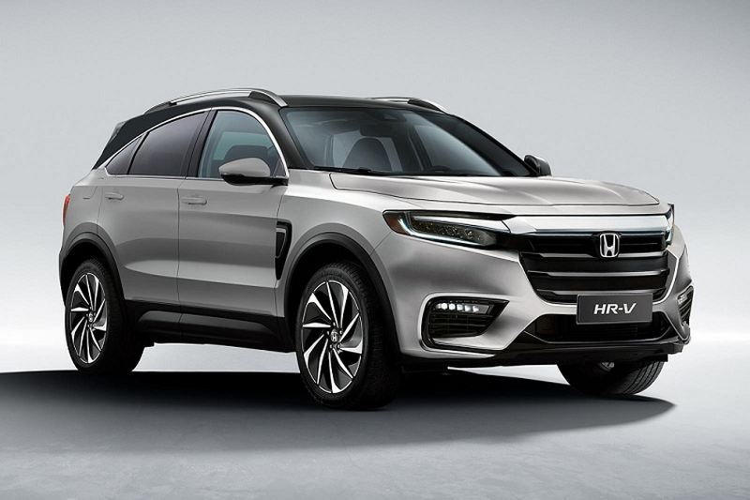 Honda HR-V 2021 tu 590 trieu dong, them phien ban hybrid-Hinh-8