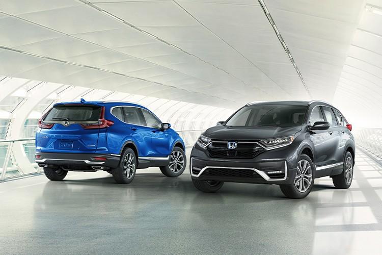 Honda HR-V 2021 tu 590 trieu dong, them phien ban hybrid-Hinh-2