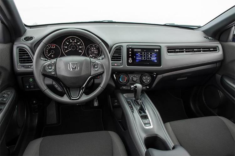 Honda HR-V 2021 tu 590 trieu dong, them phien ban hybrid-Hinh-4