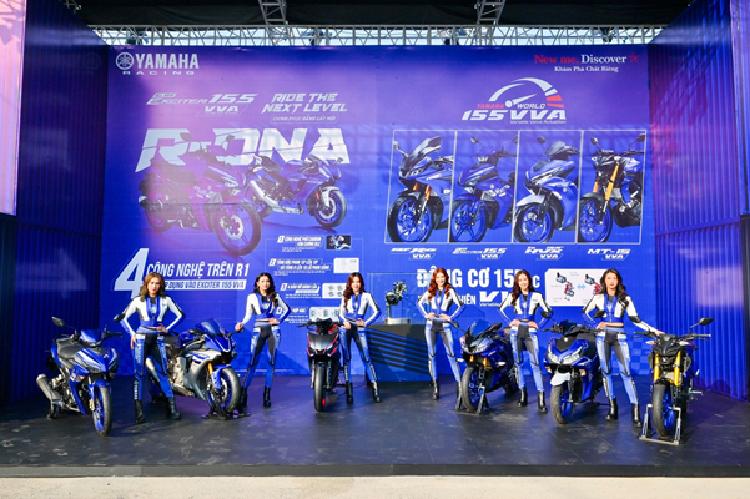 Dan choi xe may Honda phan khich lai thu Yamaha Exciter 155 VVA moi-Hinh-9