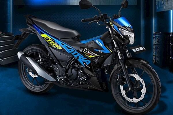 Ra mat Suzuki Satria F150 2021 tu 52 trieu tai Viet Nam-Hinh-2