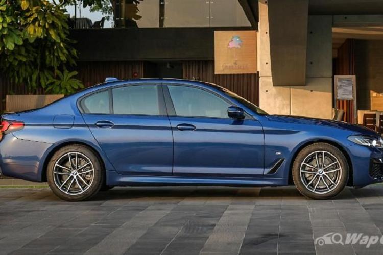 Chi tiet BMW 5 Series 2021 lap rap Thai Lan, tu 2,3 ty dong-Hinh-3
