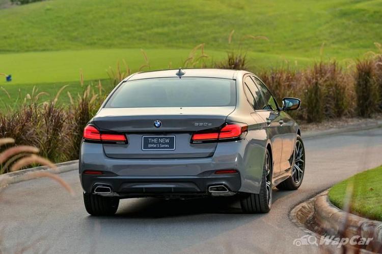 Chi tiet BMW 5 Series 2021 lap rap Thai Lan, tu 2,3 ty dong-Hinh-9