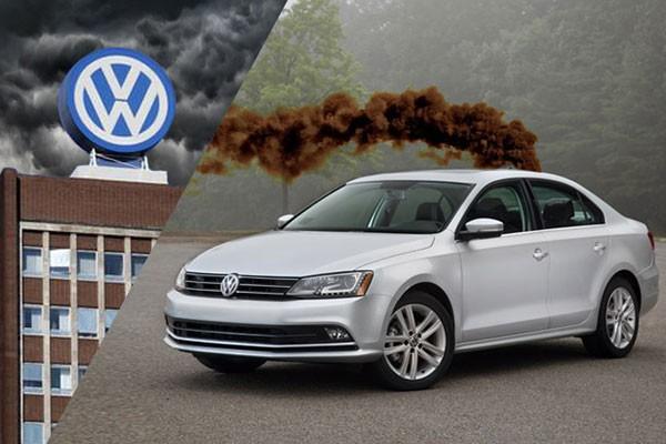 Volkswagen doi dien an phat toi 2800 ty dong vi CO2 vuot chuan?