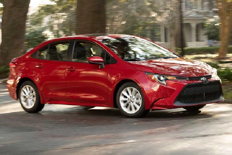 Toyota la thuong hieu ban nhieu oto nhat the gioi nam 2020