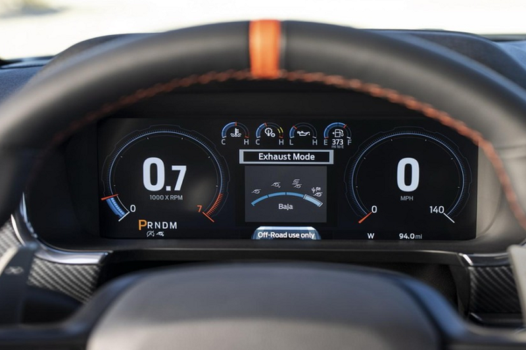 "Ban tai ""khung long"" Ford F-150 Raptor 2021 nang cap nhung gi?-Hinh-6"