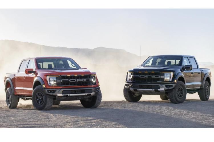 "Ban tai ""khung long"" Ford F-150 Raptor 2021 nang cap nhung gi?"