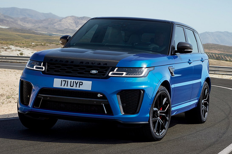 Range Rover Sport can moc 1 trieu xe sau 15 nam co mat