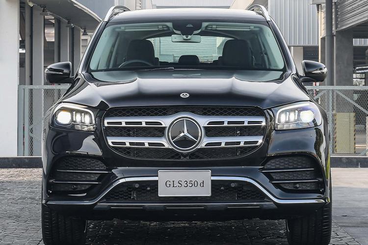 Chi tiet Mercedes-Benz GLS 350d may dau tu 4,9 ty tai Thai Lan-Hinh-2