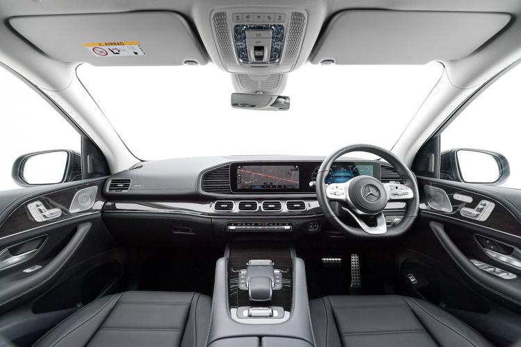 Chi tiet Mercedes-Benz GLS 350d may dau tu 4,9 ty tai Thai Lan-Hinh-4