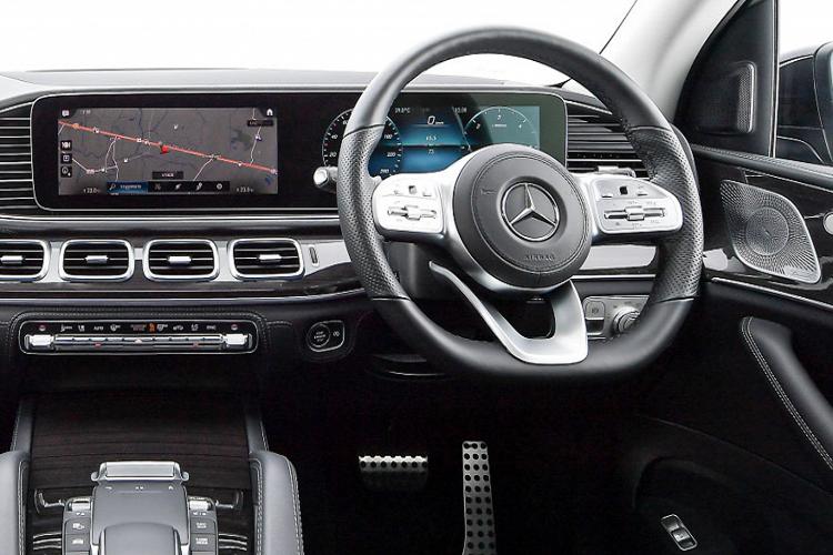 Chi tiet Mercedes-Benz GLS 350d may dau tu 4,9 ty tai Thai Lan-Hinh-5
