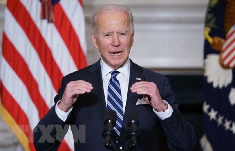 Ong Biden khong tiep don cac nha lanh dao nuoc ngoai trong vai thang