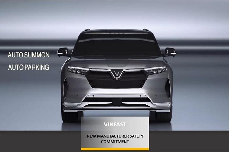 VinFast la hang xe co cam ket cao ve an toan tu ASEAN NCAP