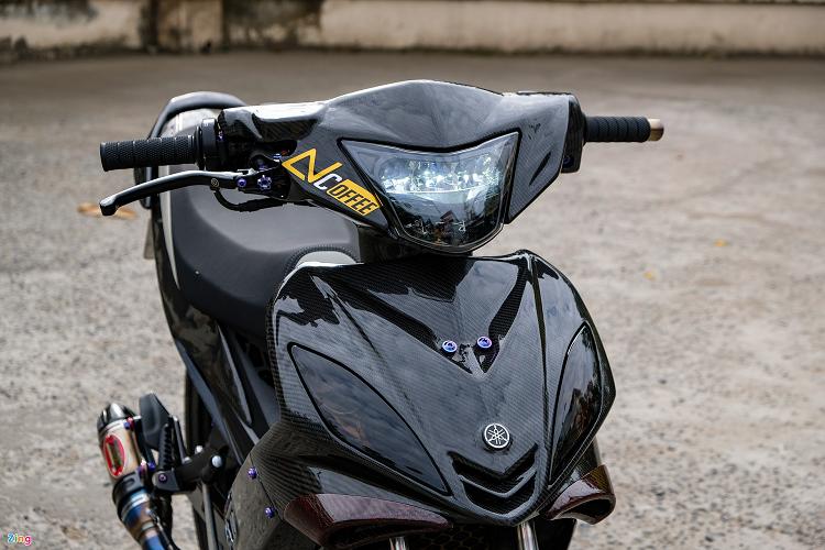 Yamaha Exciter 135 duoc do dan vo carbon hon 170 trieu dong-Hinh-7