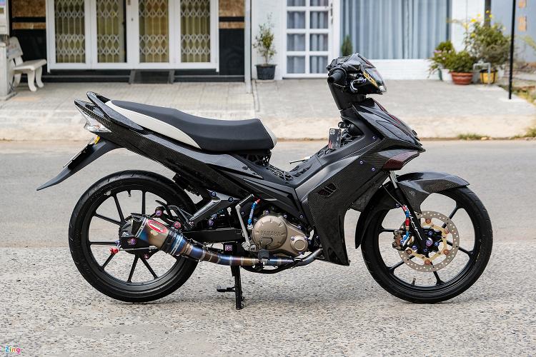 Yamaha Exciter 135 duoc do dan vo carbon hon 170 trieu dong-Hinh-9