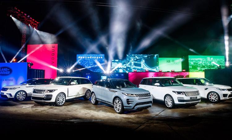 Jaguar Land Rover sap sa thai gan 5,4% tong so nhan vien