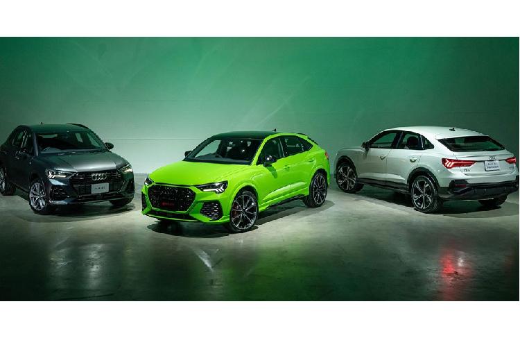 Audi Q3 2021 tu hon 2 ty dong tai Thai Lan, sap ve Viet Nam?